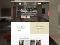 EDC Plumbing New Website
