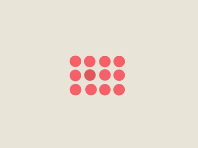 Dotted retro animation dotted line svg anime.js