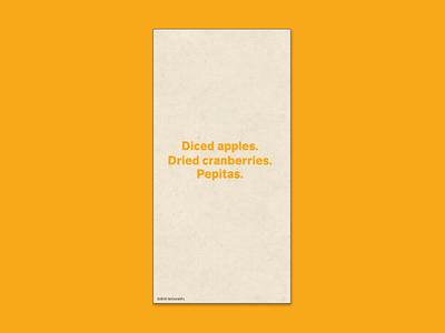 McDonalds Salad Bowls banner ads slow motion html5 banners animation salads mcdonalds