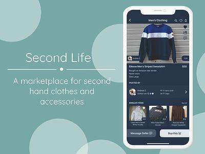 PDP Design challenge - UXCADEMY ecommerce marketplace uxcademy feedback figma designchallenge pdp mobileui ui design mobile app mobile design
