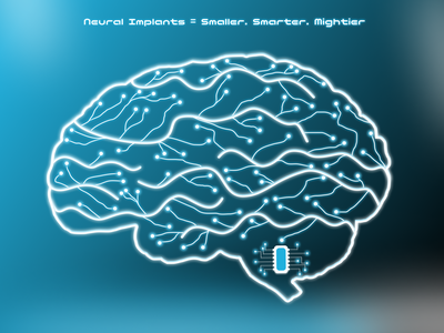 The Future of Design braincomputerinterface neural playoff dribbblechallenge logitech logi graphic design illustration design figma