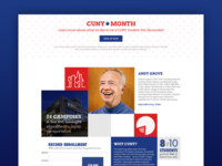 CUNY Month Homepage