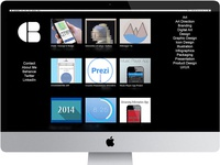 Personal website/portfolio concept