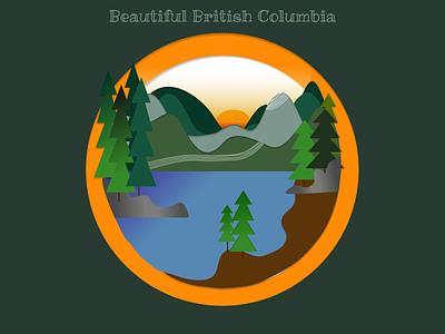 Explore BC ui iphone appstore userinterface brand design figmadesign illustration logo design poster branding graphic design
