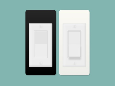 Daily UI 015. On / Off Switch light switch toggle switch toggle on off switch on off ui daily ui design daily 100 challenge dailyuichallenge dailyui neumorphism neomorphism