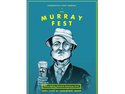 Murrayfestposter