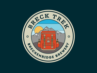Breck Trek logo
