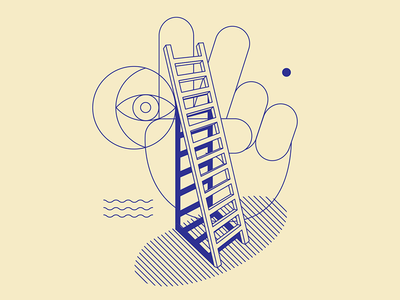 You can build a wall, we can bring ladders  illustration