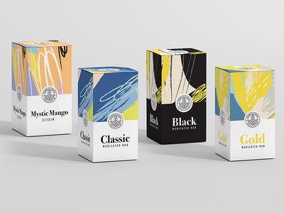 WIP Package design design package