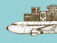 Airplane progress