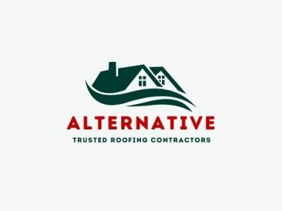Roofing Company Logo logo design logo designer logo design graphic design branding logodesign
