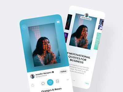Gallery App: Light Mode - UI Case ⭐️ branding mobile clean app mobile-ui user-interface design sketch ux ui