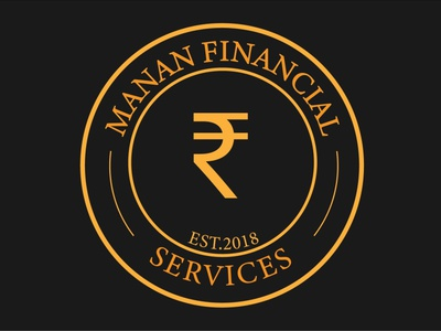 Manana Finance Logo vector design logo