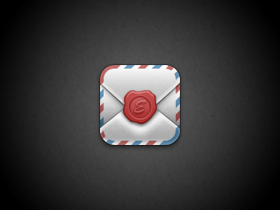Envelope iOS ios envelope paper seal mail