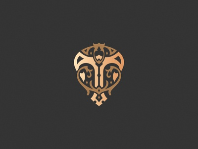 Letter T design challenge design vector logo decorative ornamental monogram lettering t letter t 36daysoftype 36daysoftype08