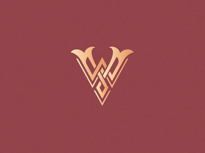 Letter V design challenge simple design vector logo monogram lettering challenge typogaphy letter lettering ornamental decorative v letter v