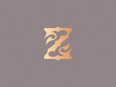 Letter Z design challenge custom type type victorian logo lettering art lettering monogram ornamental z letter z 36daysoftype 36daysoftype08