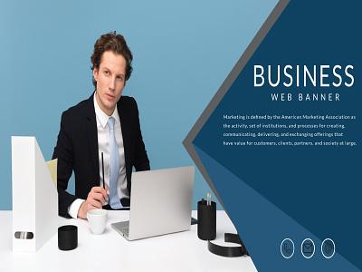business web banner banner design banner web business web banner