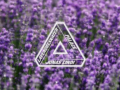 1x1 lavender palace logo