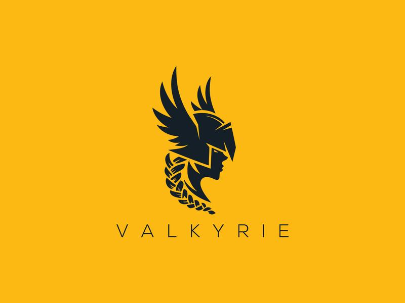 valkyrie logo animation branding app illustration ux ui viking logo vikings viking valkyrie warrior valkyrie brand valkyrie women valkyrie logo valkyrie