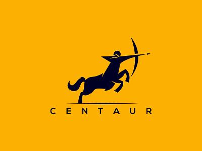 centaur logo illustrator flat minimal web app illustration ui ux centaur design centaur vector logo centaur horse centaur logo centaur