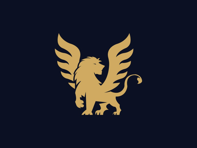 Lion Wings By Naveed Dribbble