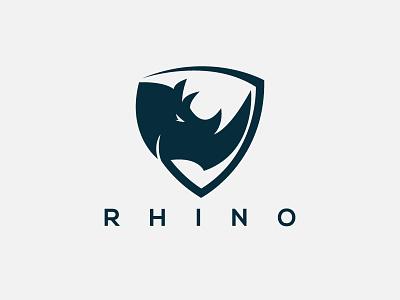 rhino logo web animation branding app strong illustration ux ui rhinoceros rhino logo rhinos rhino
