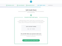 Soft Credit Check