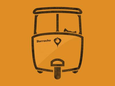 Borracho Coche