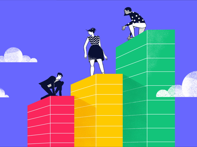Social responsibility after effect motion illustration design branding motion graphics animation