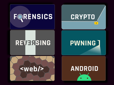 Cybersecurity Thumbnails illustration pwning forensics android web reverse cryptography cyber security thumbnail thumbnails security cybersecurity