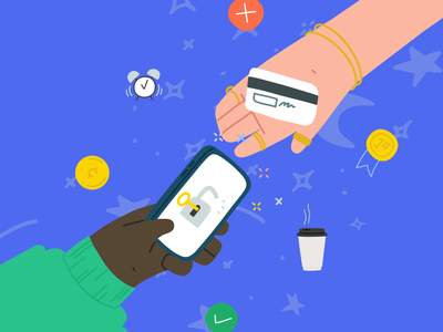 'Hands' Illustrations for Memorable Projects design free freebies illustrator illustrations/ui illustration design ux ui illustrations illustration