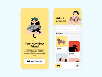 'Cool Kids' Illustrations for Adorable Compositions system free freebies illustrator ui illustrations/ui illustration design ux illustrations illustration