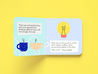 Amigos for Book Illustrations system free freebies illustrator illustrations/ui illustration design ux illustrations ui illustration