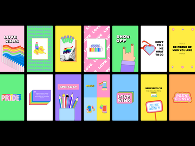 Prepare for Pride with Custom Doodles system free freebies illustrator ui illustrations/ui illustration design ux illustrations illustration