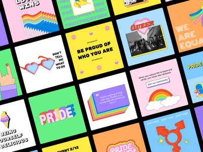 Prepare for Pride with Custom Doodles system free freebies illustrator ui illustrations/ui illustration design ux illustrations illustration
