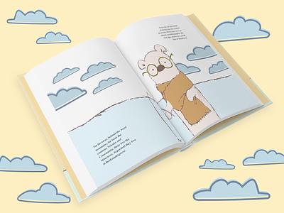 Children's Book Doodles with Fuzzy Friends branding logo design illustrator illustrations/ui illustration design ux illustrations ui illustration