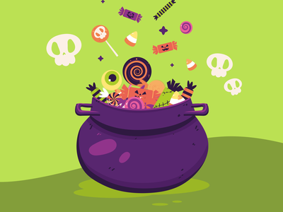 Spooky Stickers for Scary Season branding logo design illustrator illustrations/ui illustration design ux illustrations ui illustration