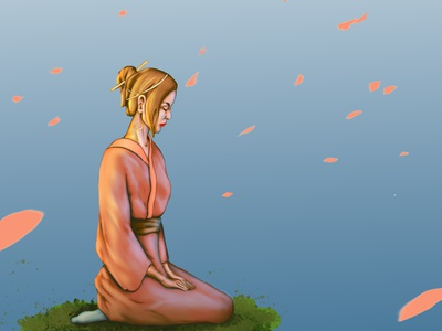 sakura princess2 disney illustration design comic character design characterdesign character 2d