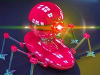 Pokeball Robot
