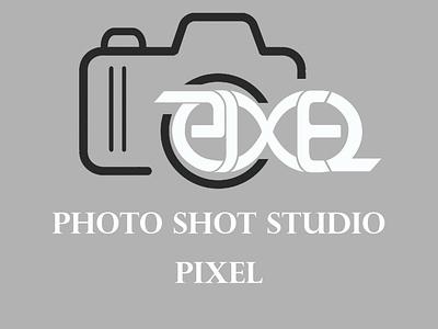 pixel photoshot studio logo