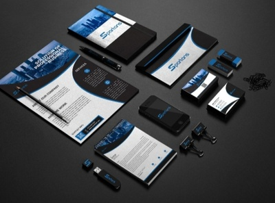 IMG 20201008 123002 375 Corporate branding project logo design invelop invelop letterhead design logo branding flyers