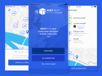 BeepBeep — Package delivery app