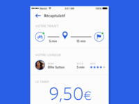 BeepBeep Recap — Package delivery app