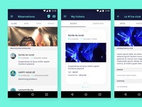 Night Events App