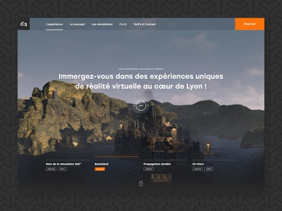 WIP – Augmented Reality UI