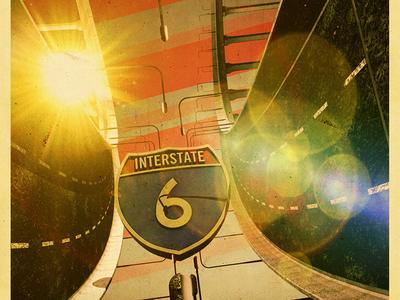 Interstate 6 Poster C