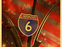 Interstate 6 Poster D