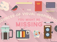 The Sources of Visual Inspiration You Might Be Missing