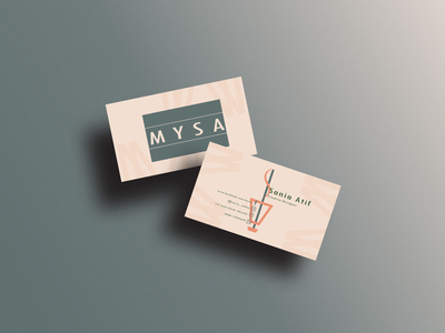 Visiting Card icon logo ui vector illustration design branding visiting card